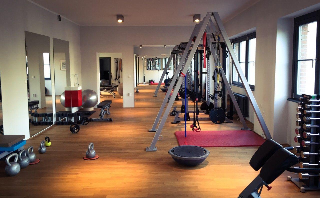 Fitnessstudio Schwangerschaft Geräte